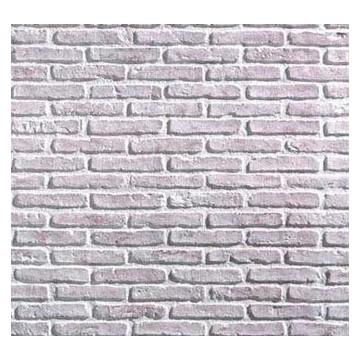 Panneau en imitation brique blanche s rus plastruction - Imitation brique blanche ...