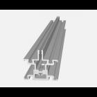 SEAM80 RAIL EN ALUMINIUM