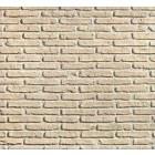 Panneau en imitation brique alhambra ocre