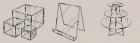 Releveurs, cubes et chevalets