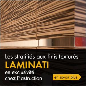 Stratifiés texturés Laminati
